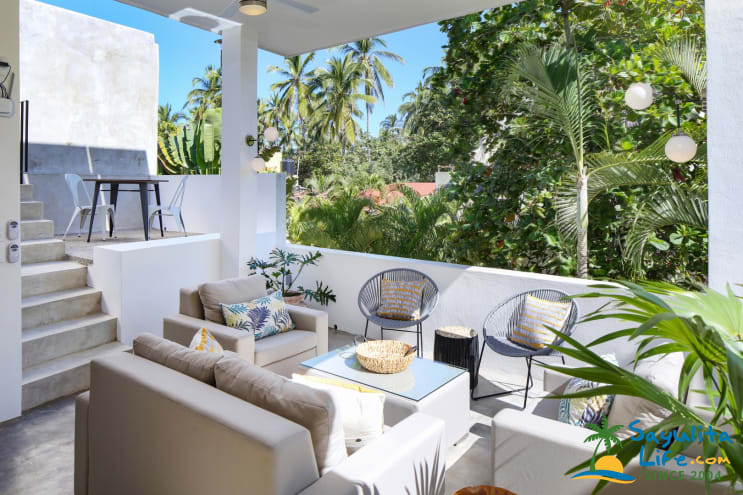 Luxury 2 BR Penthouse - Robalo And Dorado Vacation Rental in Sayulita Mexico