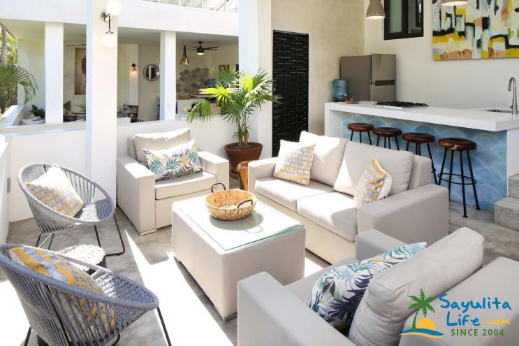 Luxury 2 BR Penthouse - Robalo And Dorado Vacation Rental in Sayulita Mexico