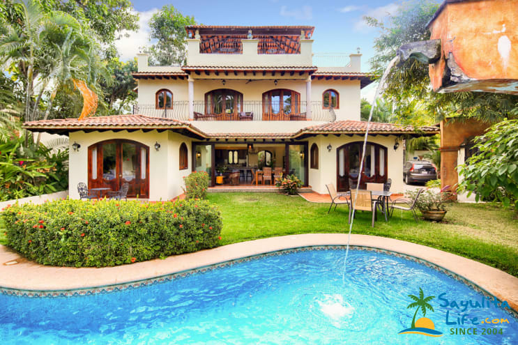 Casa Gala Vacation Rental in Sayulita Mexico