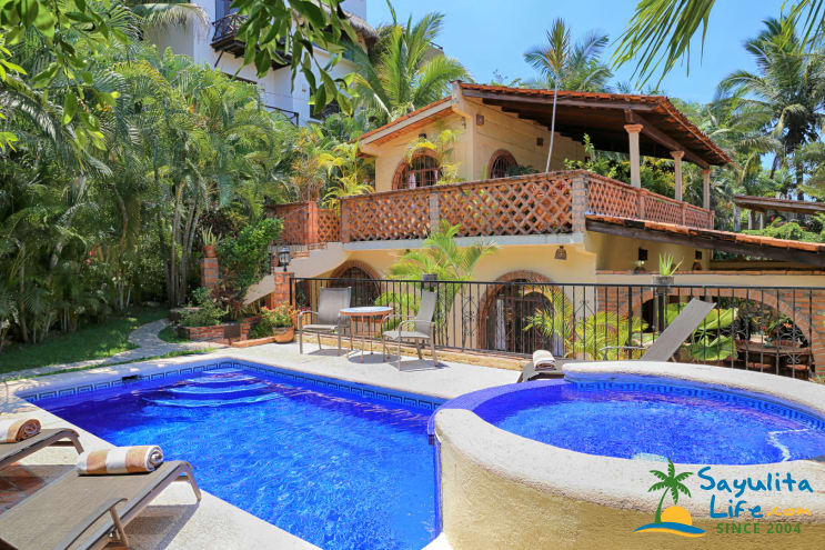 Casa Sierra Vacation Rental in Sayulita Mexico