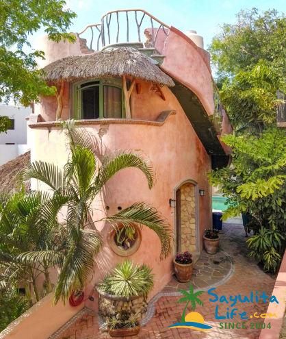 Casa Cocoon Vacation Rental in Sayulita Mexico