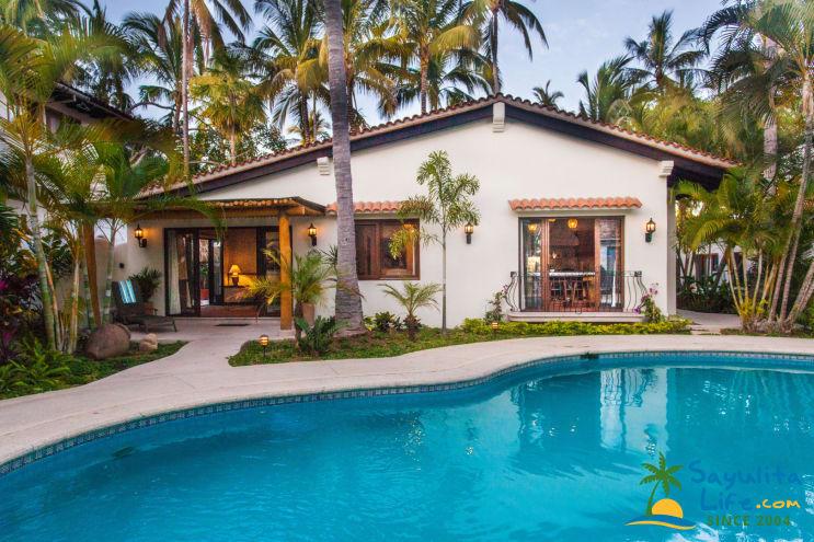 Casa Pacifica Vacation Rental in Sayulita Mexico