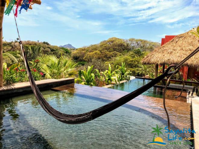 Casa Estrella At El Oasis Vacation Rental in Sayulita Mexico