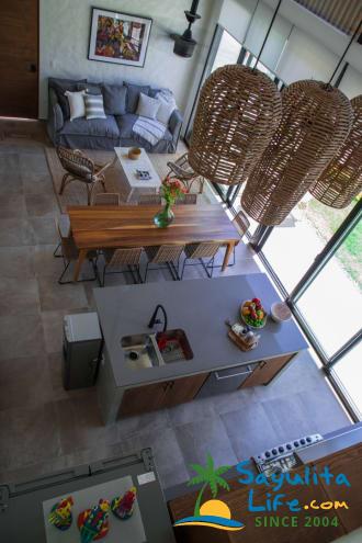 Casa Ambar Vacation Rental in Sayulita Mexico