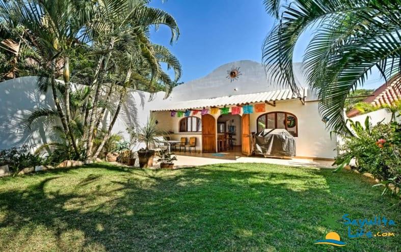 Casa Cupola & Casita Mariposa Vacation Rental in Sayulita Mexico