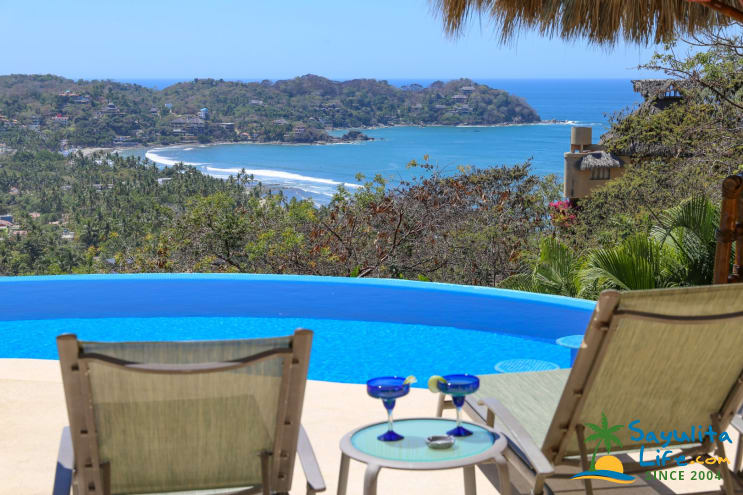 Vista Hermosa Vacation Rental in Sayulita Mexico