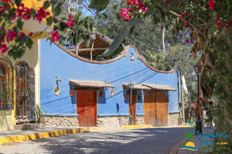 Casa Libertad Vacation Rental in Sayulita Mexico
