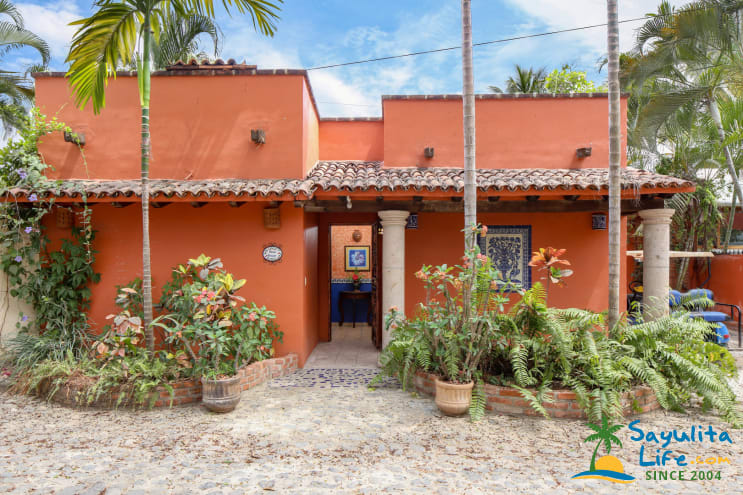 Casa Cereza Vacation Rental in Sayulita Mexico