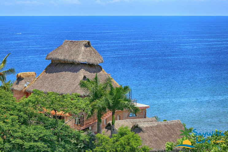 La Gran Villa Vacation Rental in Sayulita Mexico