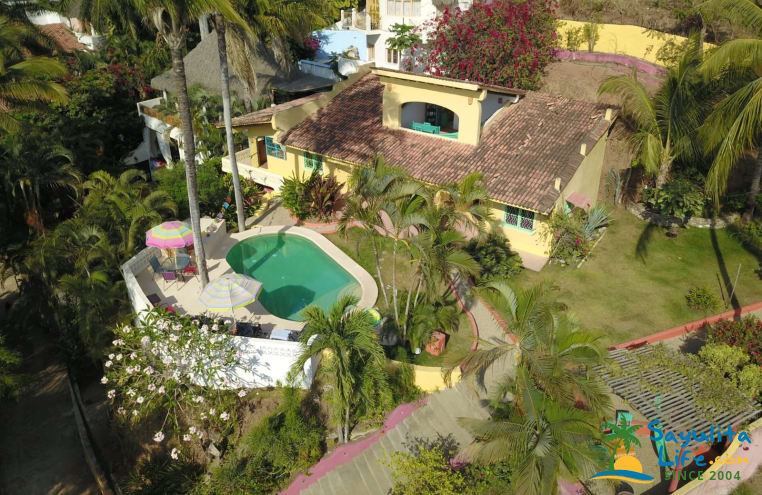 Casa Mar Y Montana Vacation Rental in Sayulita Mexico