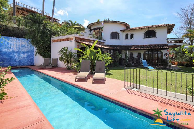 Casa Cuiza Vacation Rental in Sayulita Mexico