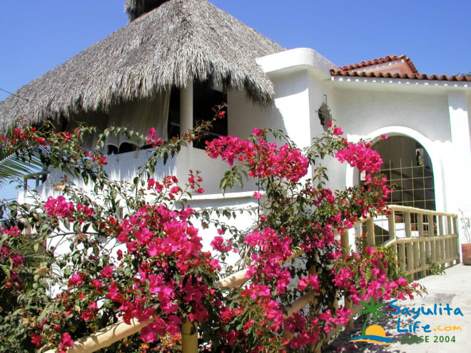 Casa Verde Vacation Rental in Sayulita Mexico