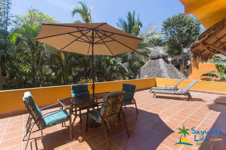 Casa Namaste 2 Bedroom Lower Unit Vacation Rental in Sayulita Mexico