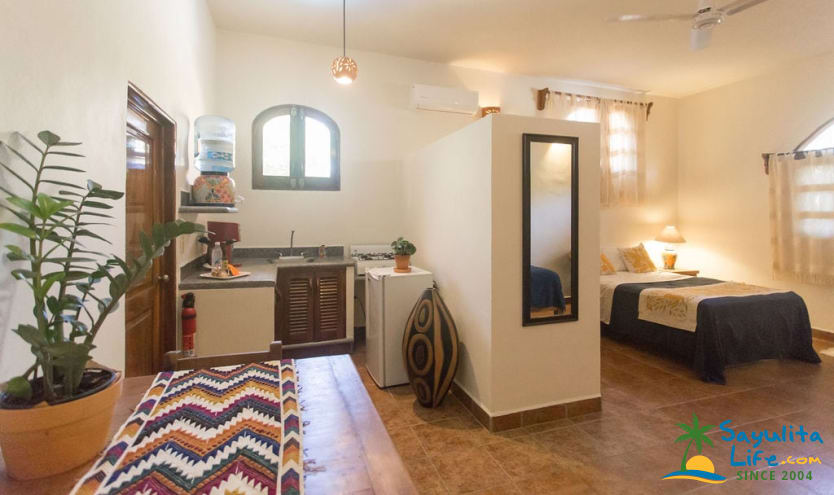Casa Namaste Studio Vacation Rental in Sayulita Mexico