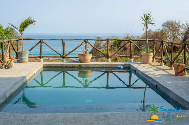 Pacific Nomads Vacation Rental in Sayulita Mexico