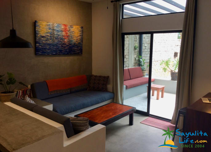 The Pōno Suite Vacation Rental in Sayulita Mexico