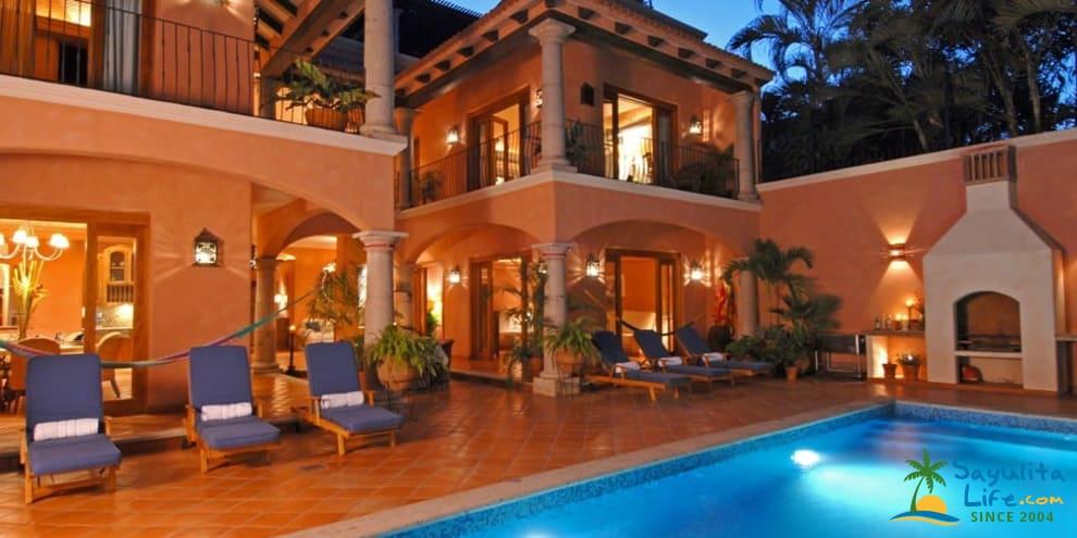 Hacienda Camino Al Mar Vacation Rental in Sayulita Mexico