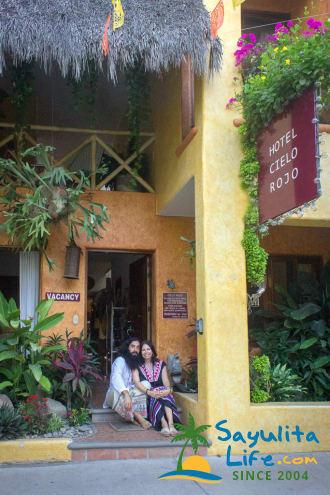 Hotel Cielo Rojo Vacation Rental in Sayulita Mexico