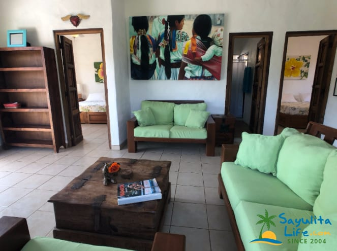Hibiscus At Sayulita Suites Vacation Rental in Sayulita Mexico