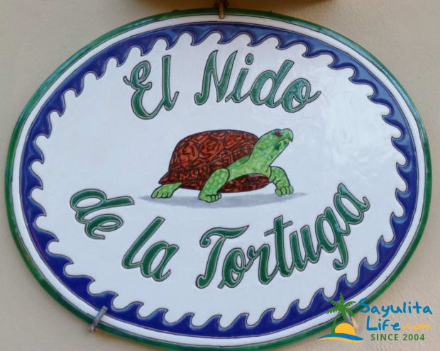 El Nido De La Tortuga At Villa De Vistas Vacation Rental in Sayulita Mexico