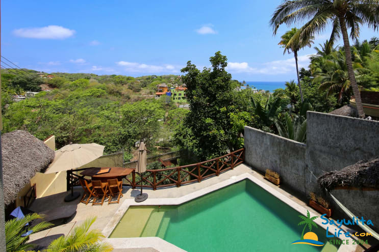 Casa Vista Vacation Rental in Sayulita Mexico