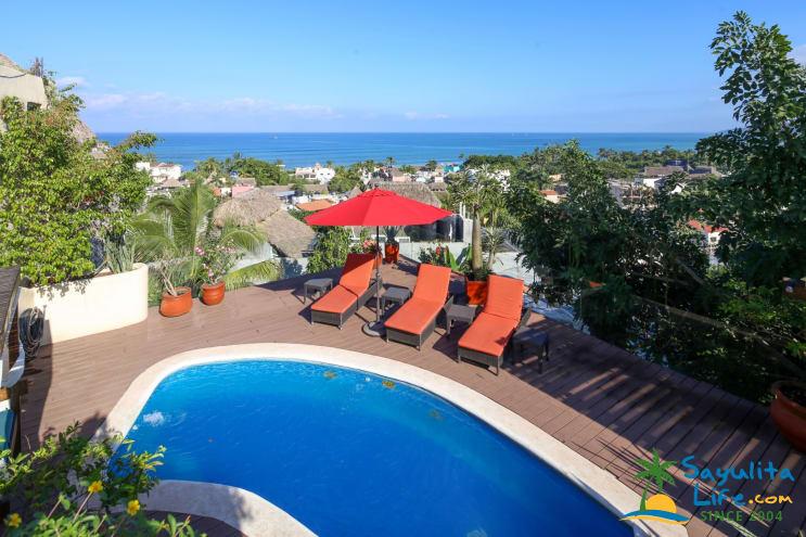 Casa Salita 7 Bedroom Vacation Rental in Sayulita Mexico