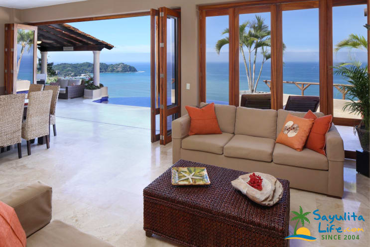 Casa Gardenia Vacation Rental in Sayulita Mexico