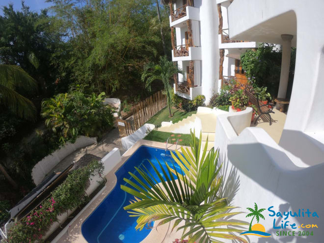 Mar Y Suenos Studios + Suites Vacation Rental in Sayulita Mexico