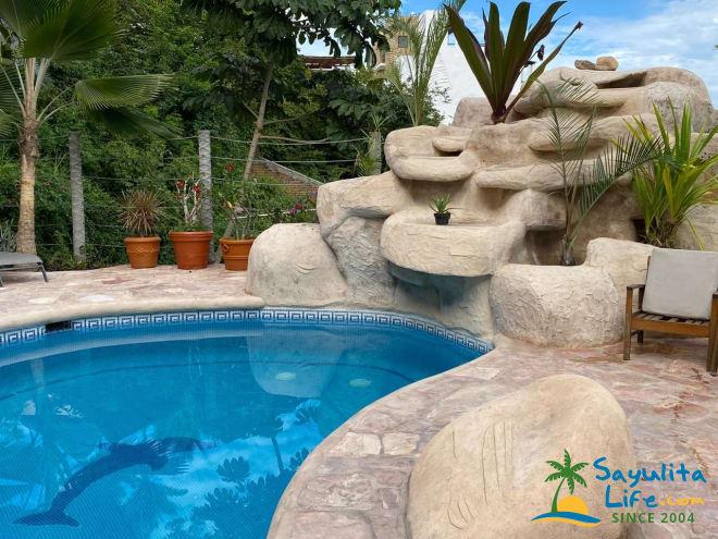 Grand Palapa At Villas ChulaVista Vacation Rental in Sayulita Mexico