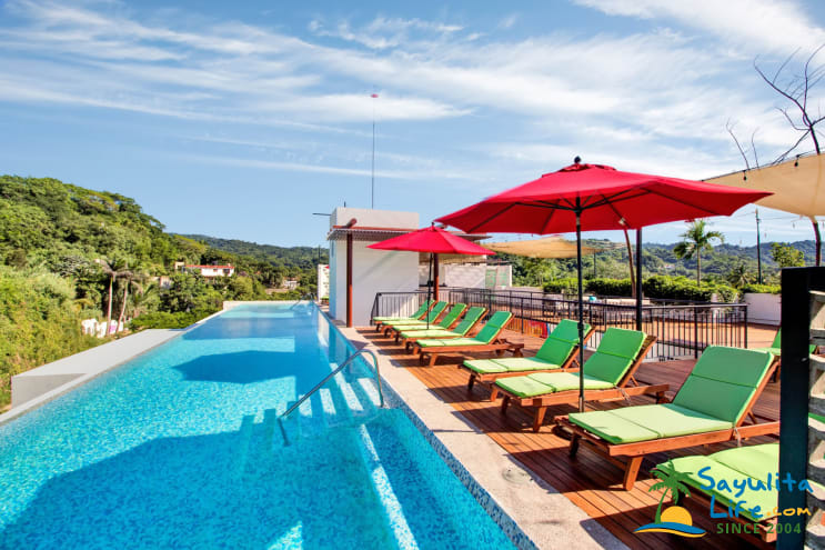 Match Three At Puerto Sayulita Hotel Vacation Rental in Sayulita Mexico