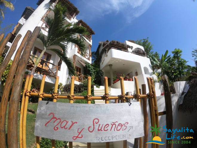 Mar Y Suenos Queen Studio Vacation Rental in Sayulita Mexico