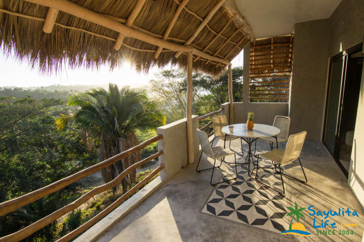 The Papaya House Vacation Rental in Sayulita Mexico