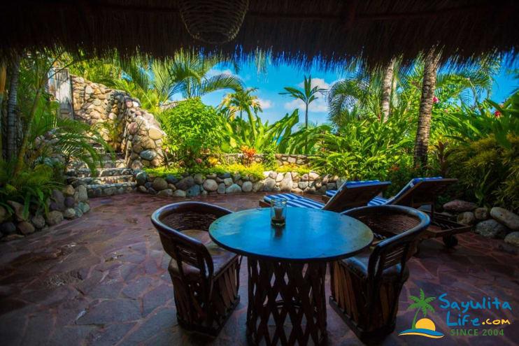 Casita #6 At Casa Higuera Vacation Rental in Sayulita Mexico