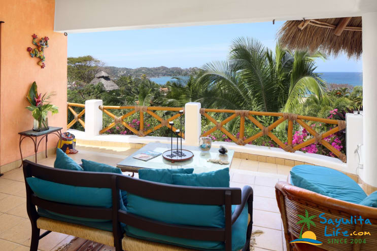 Casa Soleada Vacation Rental in Sayulita Mexico