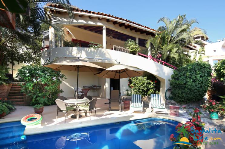 Casa Luna Y Sol Vacation Rental in Sayulita Mexico