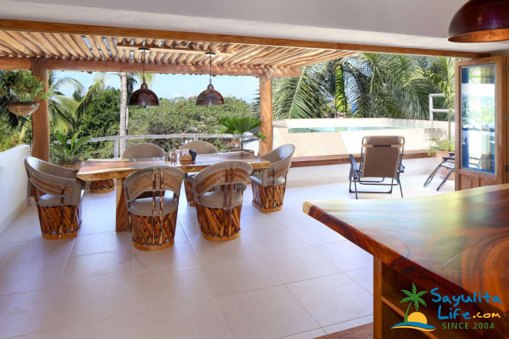 Palma Del Rey At Villas Palmas Reales Vacation Rental in Sayulita Mexico