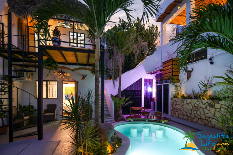 The Penthouse At Casa Buena Onda Vacation Rental in Sayulita Mexico