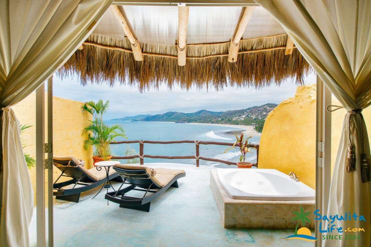 Amor Boutique Hotel Vacation Rental in Sayulita Mexico