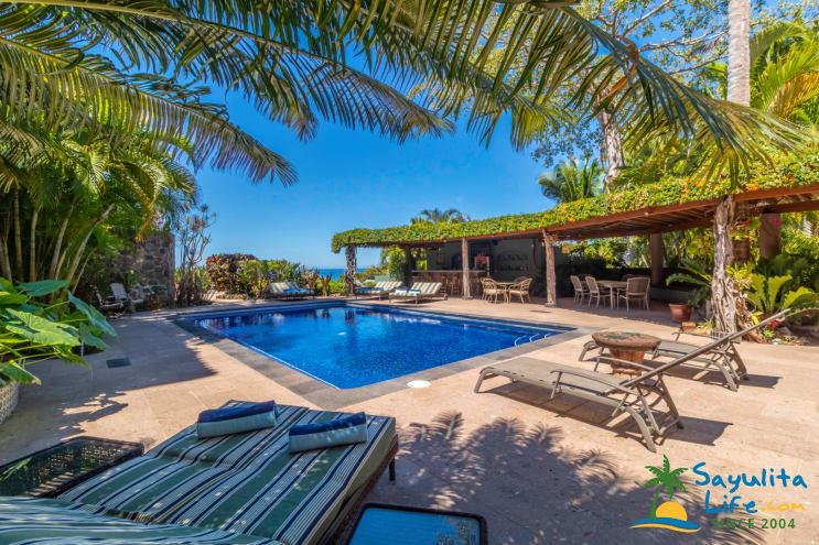La Joya At Hacienda De La Costa Vacation Rental in Sayulita Mexico