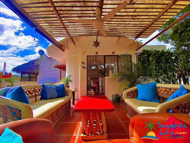 Amuleto Loft Vacation Rental in Sayulita Mexico