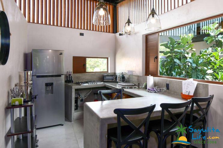 Clio Luxury Condo At Haramara Gardens Vacation Rental in Sayulita Mexico