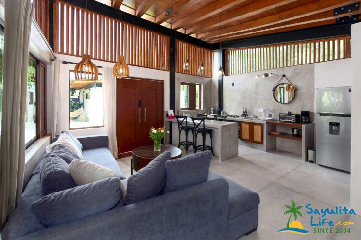 Urania Luxury Condo At Haramara Gardens Vacation Rental in Sayulita Mexico