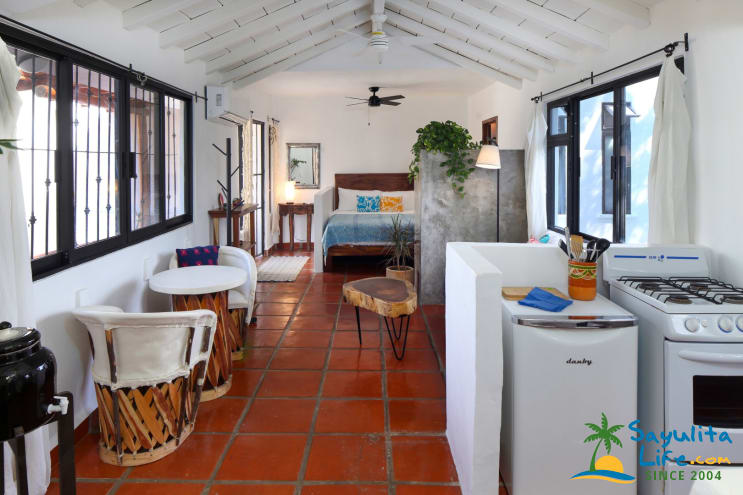 Amuleto Loft Vacation Rental in Sayulita Mexico