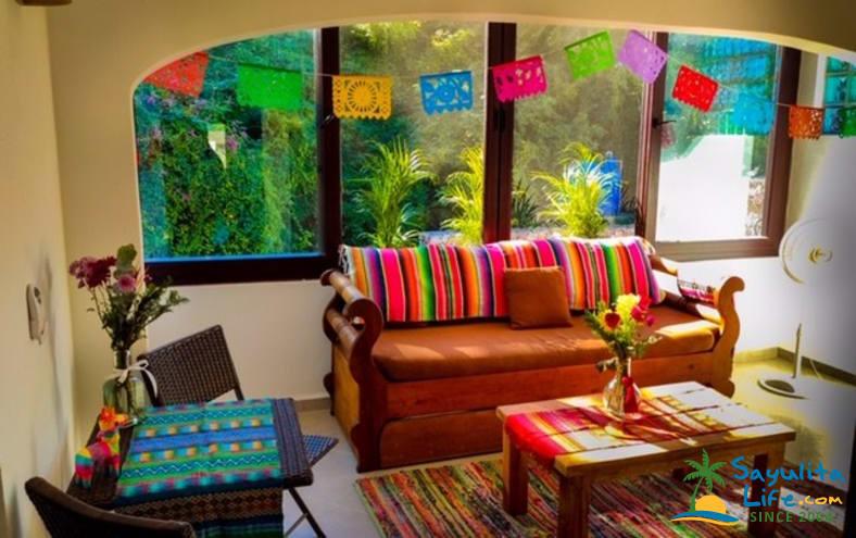 Villa Fiesta At Casa TereZola Vacation Rental in Sayulita Mexico