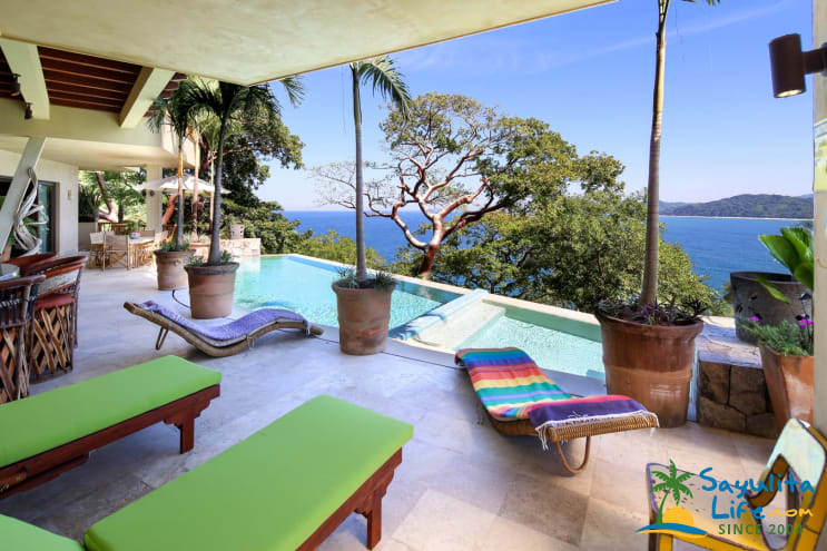 Casa Sol Bonito Vacation Rental in Sayulita Mexico
