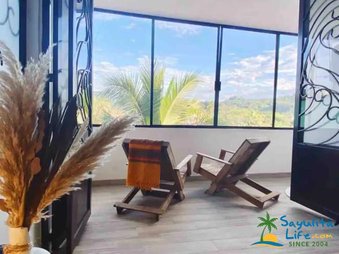 Casa Fenix Suite 2 Vacation Rental in Sayulita Mexico