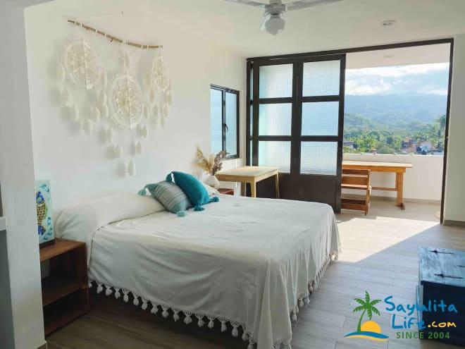 Casa Fenix Suite 4 Vacation Rental in Sayulita Mexico