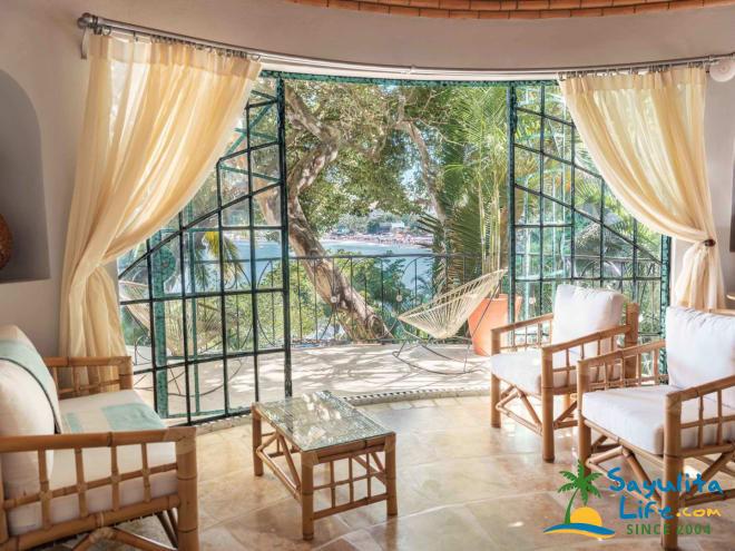 Villa Linda At Villa Amor Vacation Rental in Sayulita Mexico