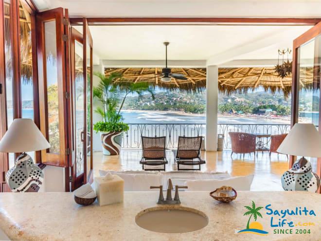 Villa Amor Honeymoon Suites Vacation Rental in Sayulita Mexico