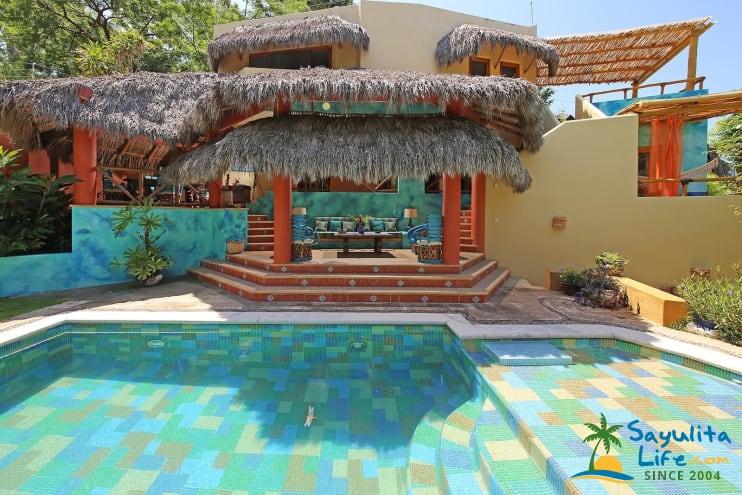 Casa Mi Corazón Y Amor Vacation Rental in Sayulita Mexico